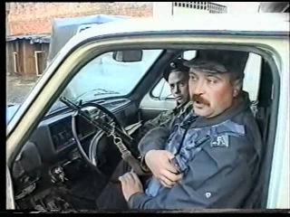 Война в Чечне. 2000 год. Город Шали.avi
