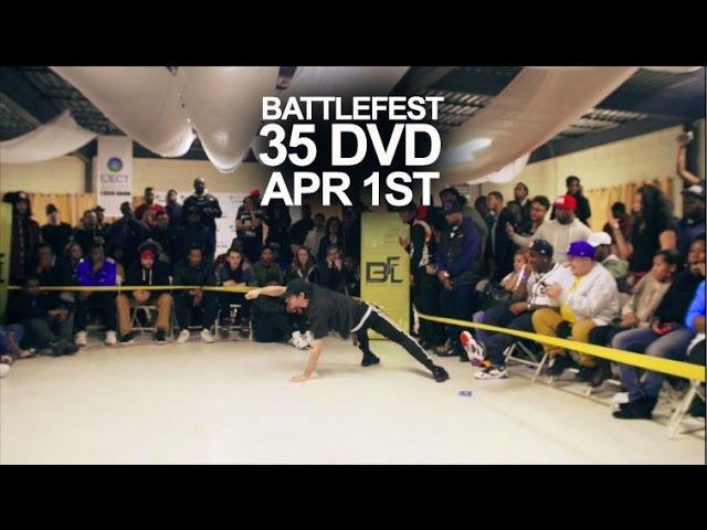 BattleFest 35 DVD Trailer