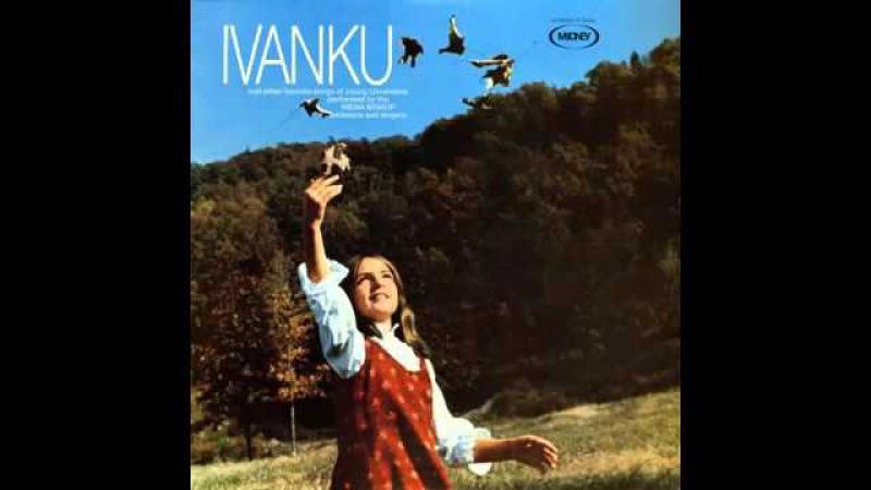 Квітка Цісик і Оркестр Ірени Біскуп Іванку LP 1972 english