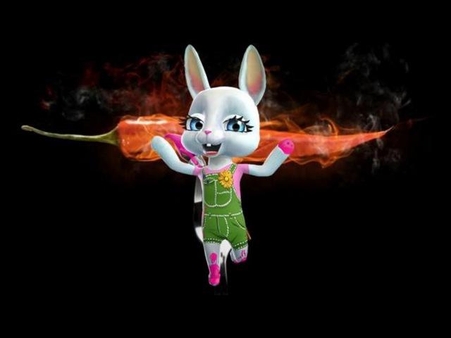 Zoobe Зайка Я сама - беда, я сама - огонь!