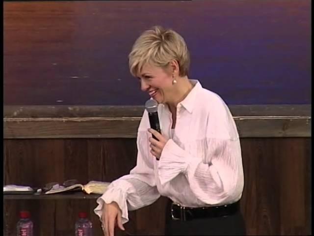 Богослужение 4 01 2012 вечер Nancy Dufresne