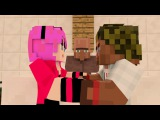 Диллерон и Миникотик Свадьба -  Minecraft Мультики (Майнкрафт Анимация)