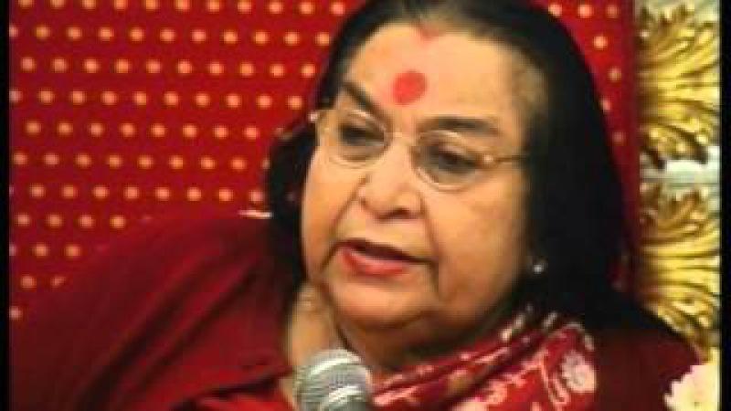 Пуджа Наваратри /2002/ - Лекция Шри Матаджи