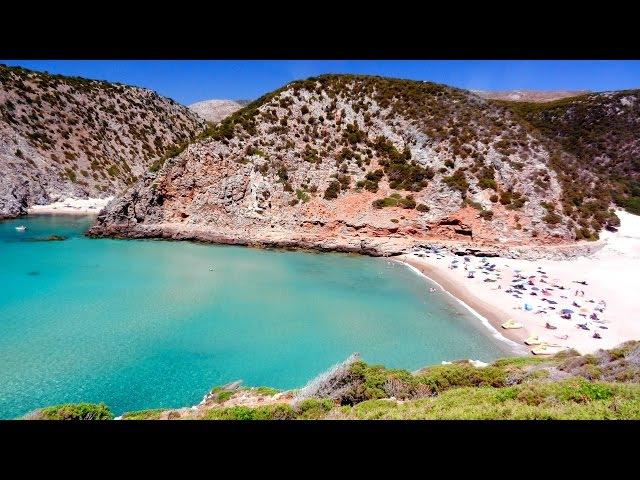 Cala Domestica Buggerru Sardegna Costa Ovest HD