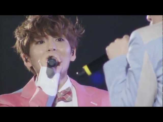 3 нояб. 2012 г.[ENG|SPA SUBS] SUPER JUNIOR [Sungmin, Ryeowook] - STORY