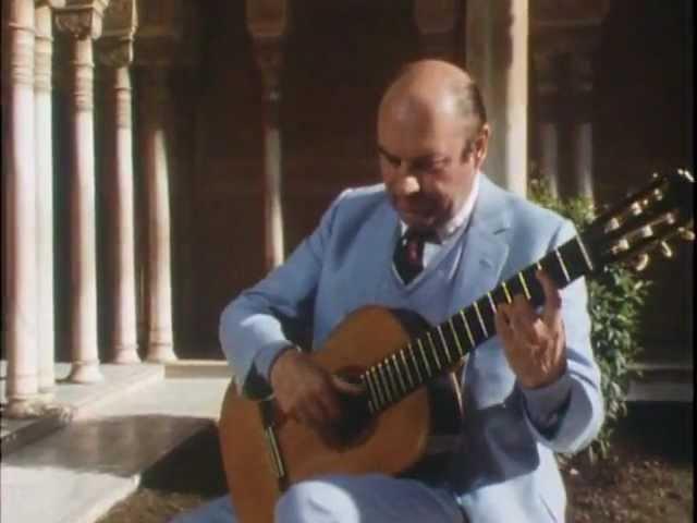 Julian Bream | Recuerdos de la Alhambra | Francisco Tárrega
