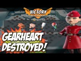 Colonel GearHeart Defeated! How To Beat War Factory Boom Beach New Event Gameplay