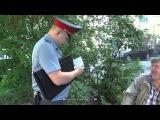 Один день из службы участкового полиции Фрунзенского района Санкт-Петербурга
