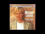 Barbara Bonney. Mozart - Lieder.