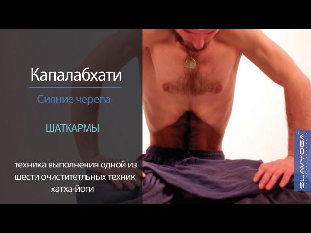 Капалабхати (сияние черепа) | Техника капалабхати для начинающих от Сергея Чернова (slavyoga.ru)