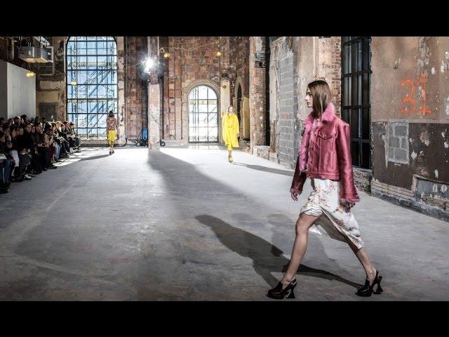 Sies Marjan | Fall Winter 2016/2017 Full Fashion Show | Exclusive