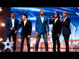 Vox Fortis blow the roof off Auditions Week 4 Britains Got Talent 2016