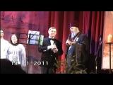 Эдуард Хиль впервые исполняет песню о блаженной Ксении на 10-м Таисиинском концерте