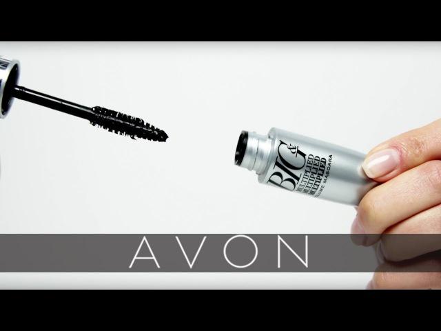 How Mascara is Made Avon Big Multiplied Volume Mascara