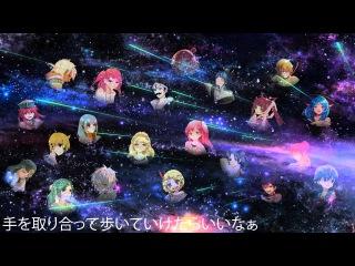 【21 人合唱】Eden - Aqua Timez