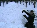 Григорий Соколов Как строить igloo из рыхлого снега