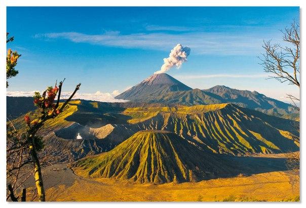 Вулкан Кракатау — апокалиптический пейзаж острова