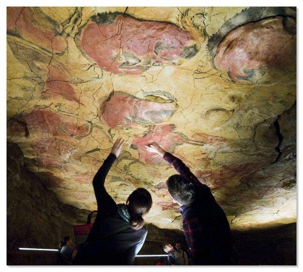 Пещера Альтамира — тайна подземной галереи