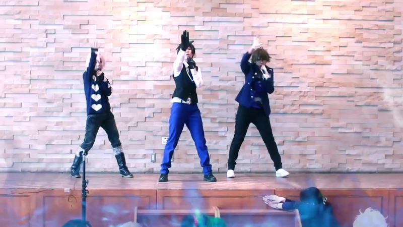 【うたプリコスプレパフォ】HEAVENS★GATE踊ってみた【OoS】