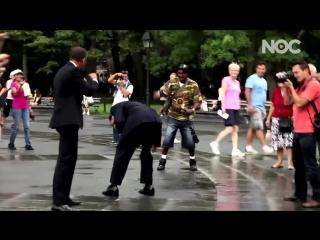 Сенсация! Драка Обамы и Ромни в прямом эфире