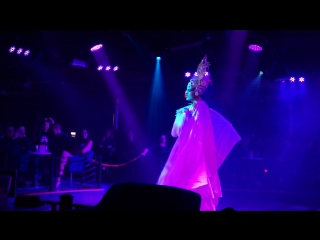 Шоу-программа на пароме GABRIELLA