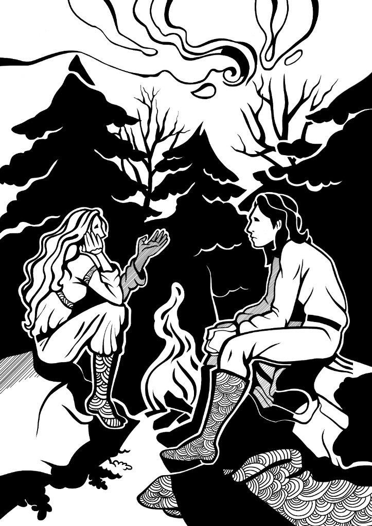 Аларика. Иллюстрация 2