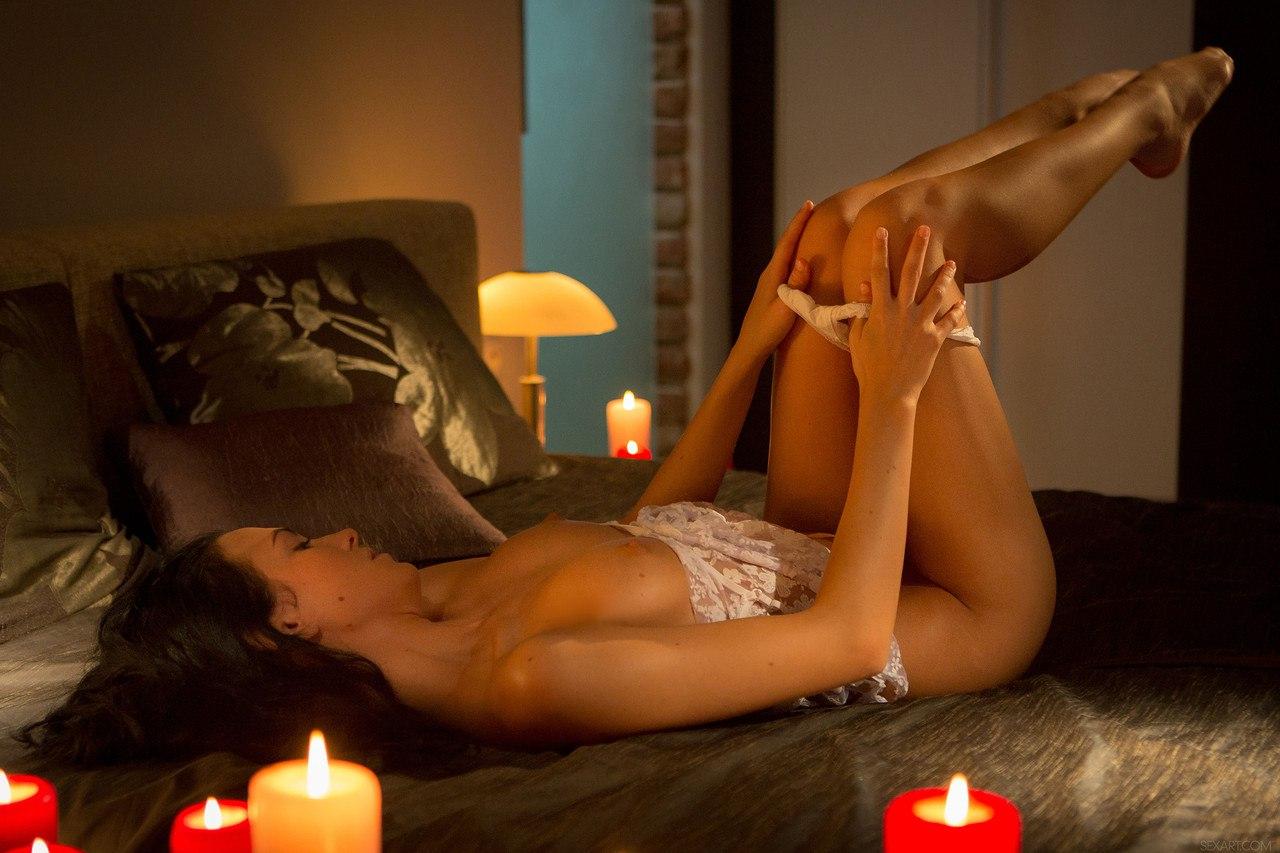 Красивый вечерний секс видео при свечах с женой видео — img 2