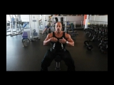 Мастер класс Victor Martinez Тренировка мышц груди