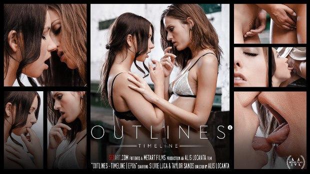 SexArt – Outlines Episode 6 – Timeline – Silvie Luca, Taylor Sands