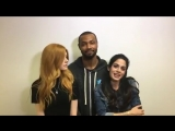 The  Shadowhunters Chat is over!
