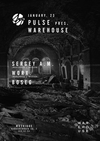 23.01: PULSE x WAREHOUSE. MOSAIQUE