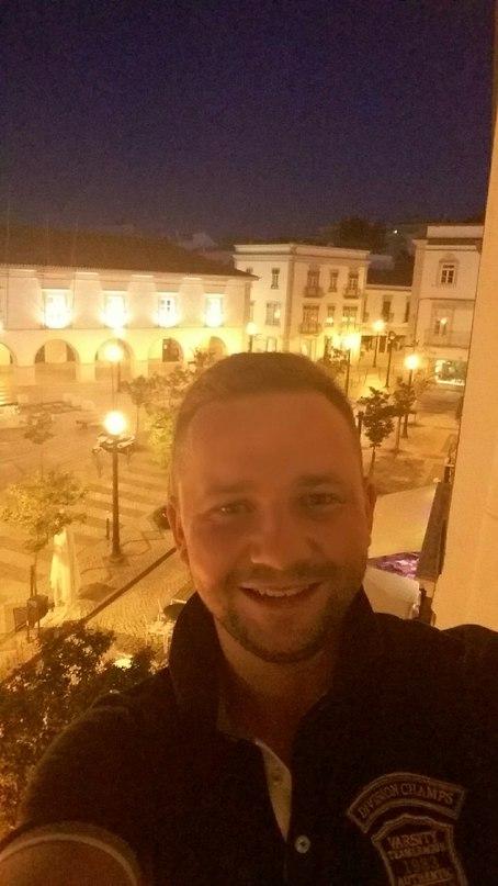 Ілля Грінік | Lisboa