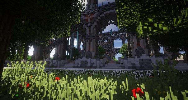 Вас ожидает Minecraft 1.8.7