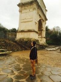Himan Namdari, Roma - фото №4