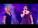 Susan Boyle performs Duet with Elaine Paige ( 13th Dec 09 )