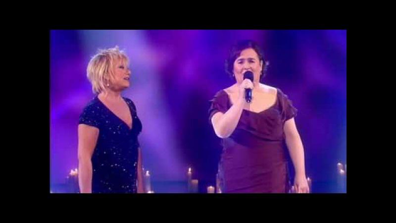Susan Boyle performs Duet with Elaine Paige 13th Dec 09