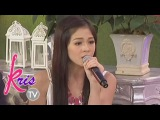Janella Salvador sings My All