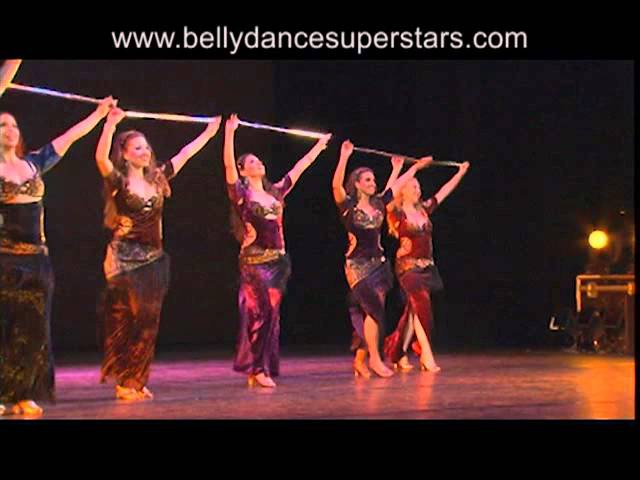 Folkloric - Bellydance Superstars, Babelesque: Live from Tokyo