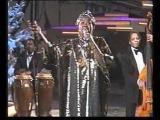 Odetta performs