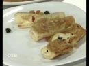 Завтрак на скорость: сырные рулетики с орехами и сухофруктами (10.11.15)