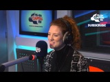 Jess Glynne sings Sam Smith and Tinie Tempah on Instaoke!