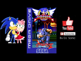 Streets of Rage 2 in Sonic The Hedgehog [2011] (Sega) Walkthrough