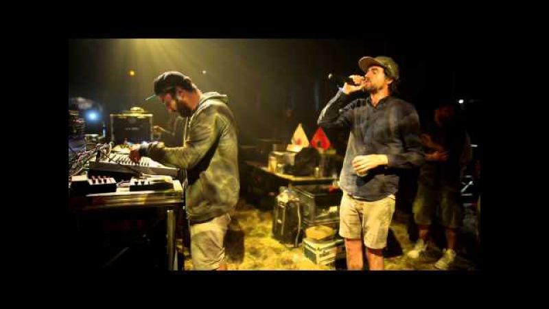 Stand High Patrol - Ruckus - Live at Dub Camp Festival
