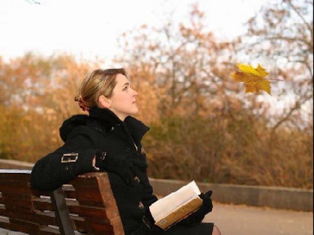 Листья желтые медленно падают Странники