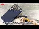 Декорирование комода- шкатулки поталью, Мастер-Класс