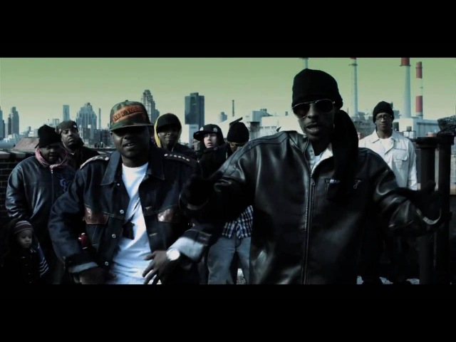 Capone-N-Noreaga Feat. Imam T.H.U.G. Musaliny- Thug Planet (Official Video)