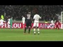 Zlatan Ibrahimovic punit Mapou Yanga Mbiwa pour sa petite danse de chambrage