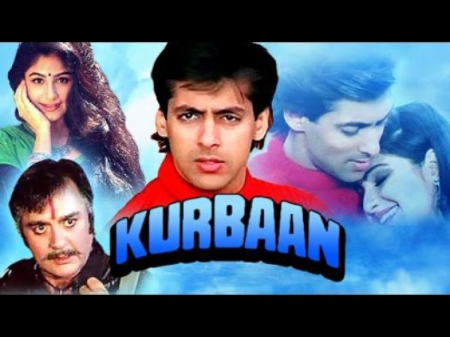 Kurbaan | Salman Khan, Ayesha Jhulka | Full Hindi Movie - Video Dailymotion