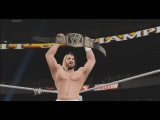 WWE Night of Champions 2015: Seth Rollins vs Cena & Sting. 2 match.