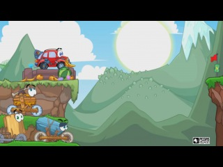 ✔ Мультики про машинки. Машинка Вилли — перемещение во времени / Игры для детей / 8 серия ✔